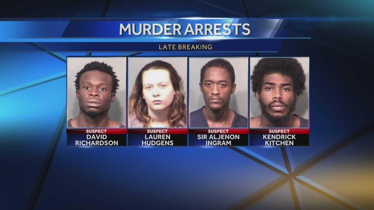 Murder arrests