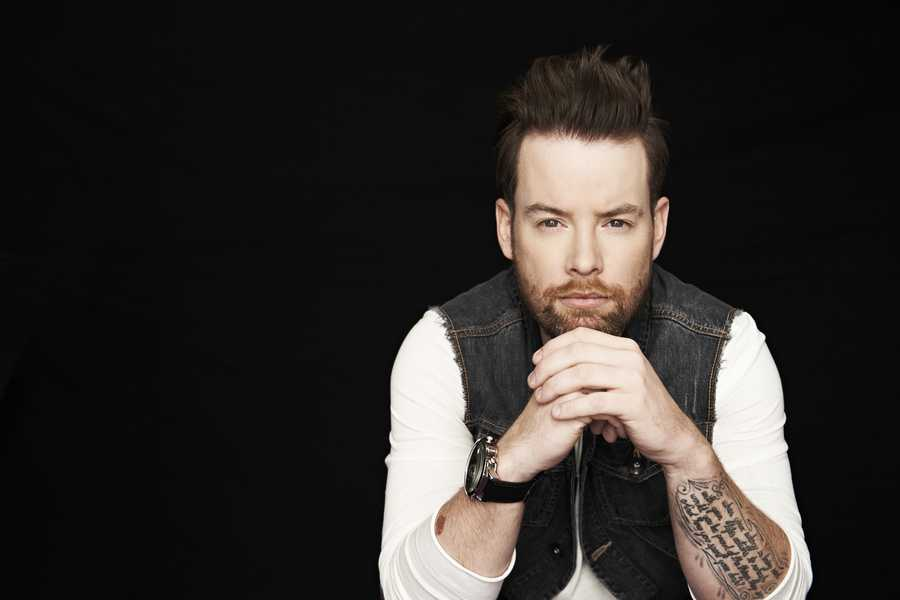 "Sept. 25-27 David Cook ""The Time of My Life"""