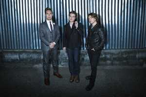 "Nov. 10-12 Hanson ""I Will Come to You"""