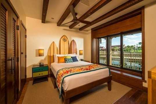 The new Bora Bora Bungalows at the Polynesian Village Resort opened in 2015.