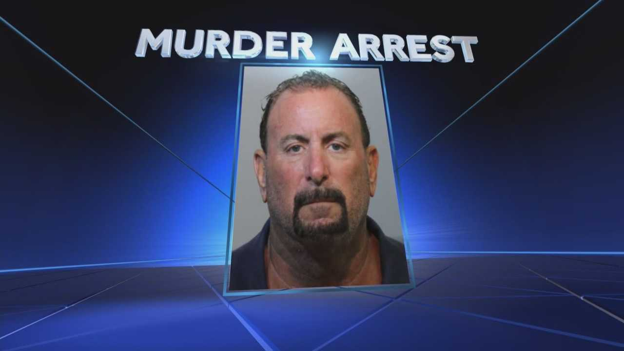 The son of the man accused of murdering his ex-wife's boyfriend witnessed the shooting, according to court documents. WESH 2's Bob Kealing (@bobkealingwesh) has the story.