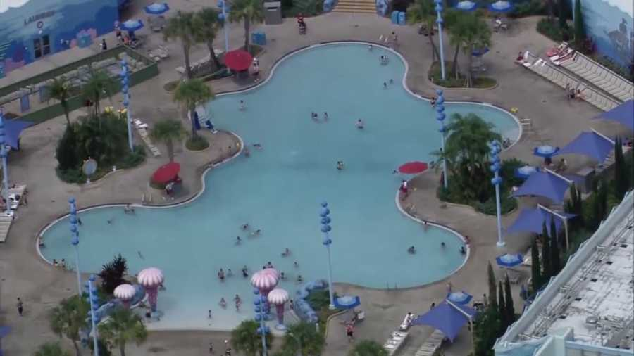 Toddler Drowns In Pool At Disney 39 S Art Of Animation Resort