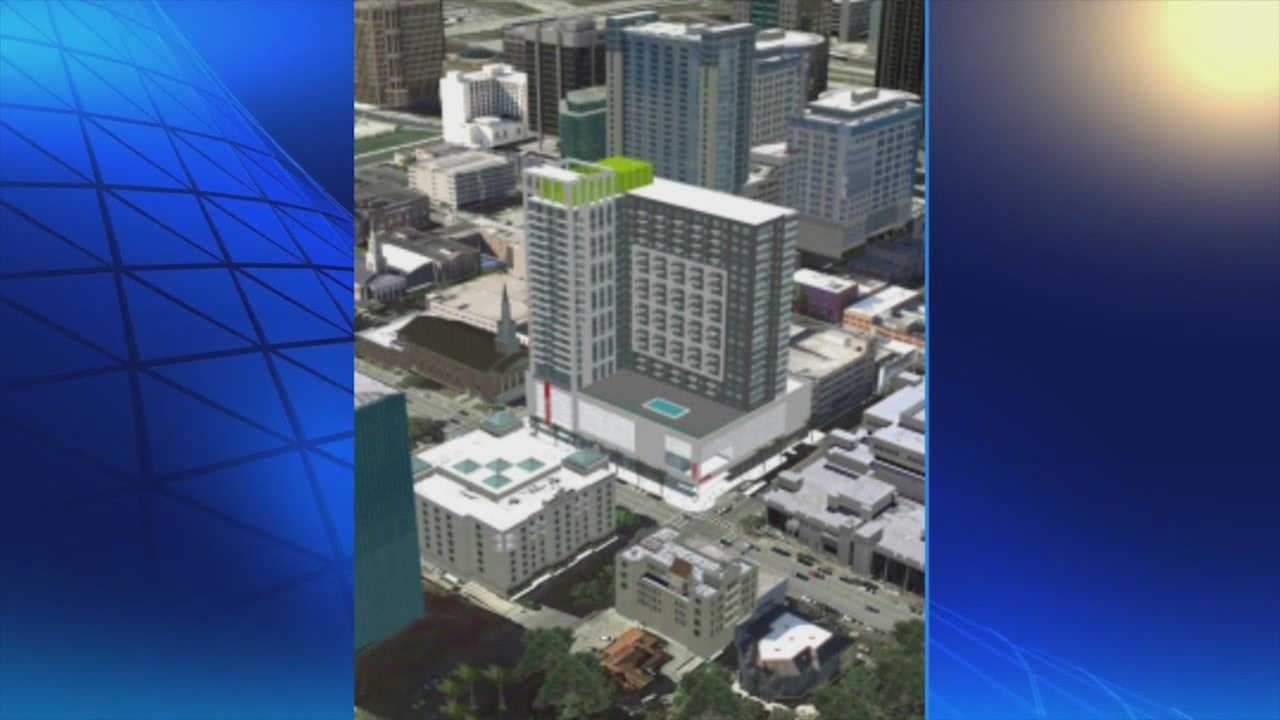 Orlando planning officials sign off on a 28-story high-rise to be built on the southwest corner of Lake Eola. Amanda Ober (@AmandaOberWESH) has the story.
