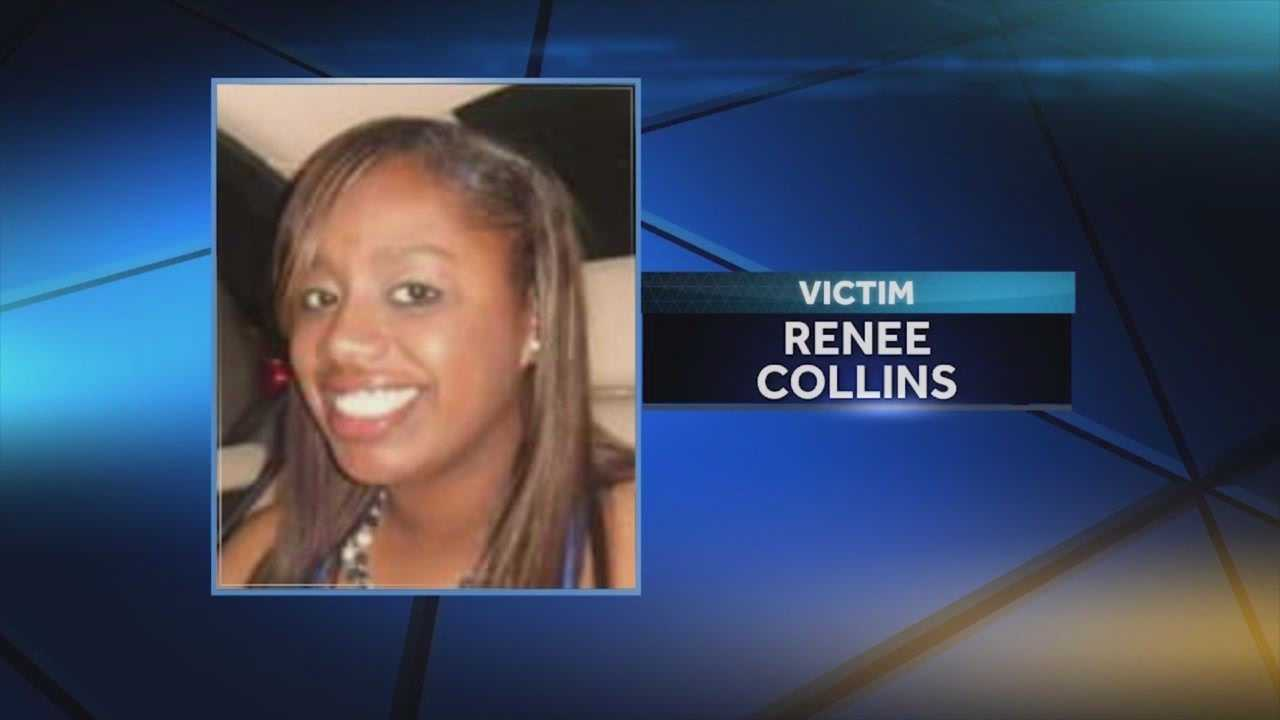 Police said the bodies of Renee Collins, 26, and her boyfriend Piterson Delhomme, 25, were found at the Eagle Reserve Apartments on Cinderlane Parkway last Friday morning. Collins' uncle said he's baffled by his niece's murder. Matt Grant (@MattGrantWESH) has the story.