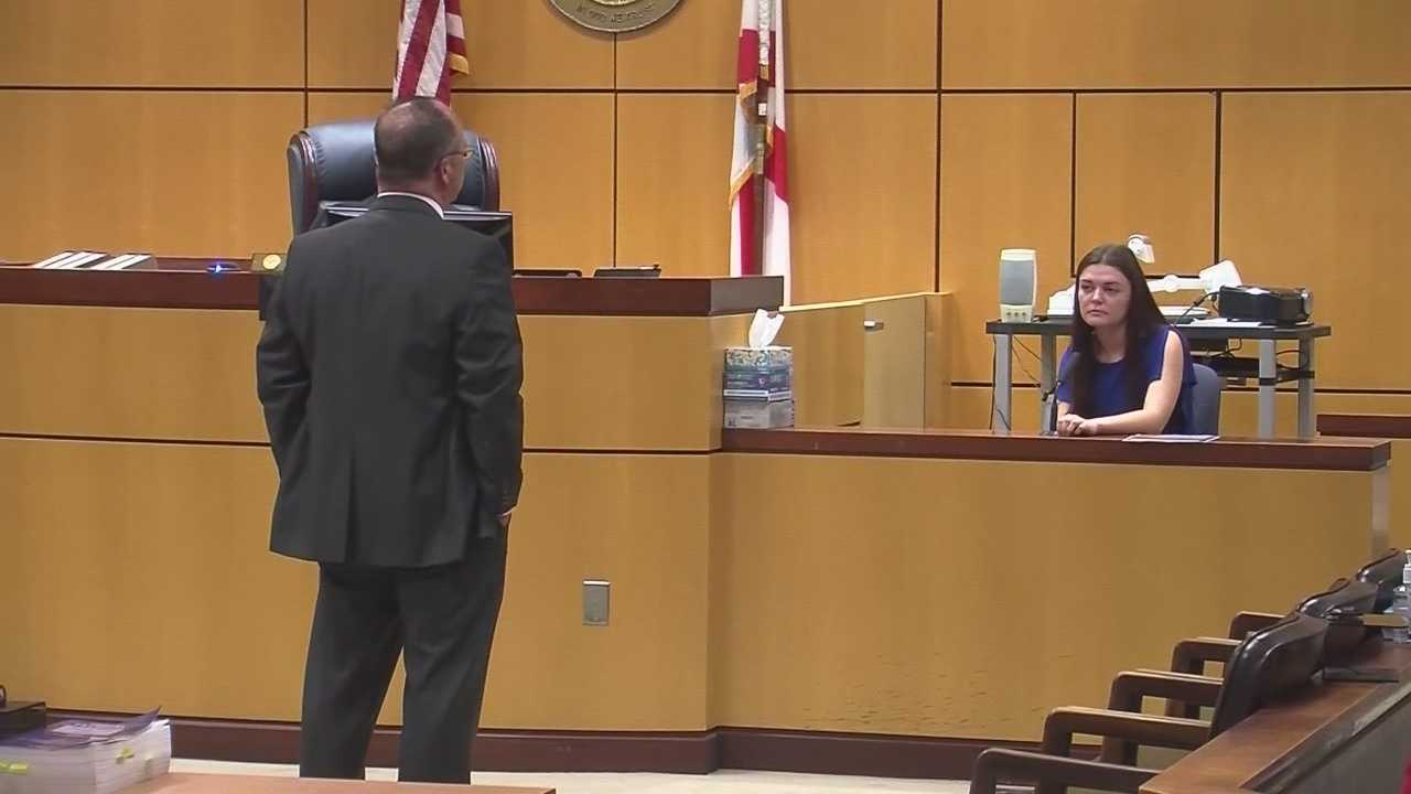 A 19-year old charged in a crowbar attack in Satellite Beach avoids more jail time as she awaits trial. Dan Billow (@DanBillowWESH) has the story.