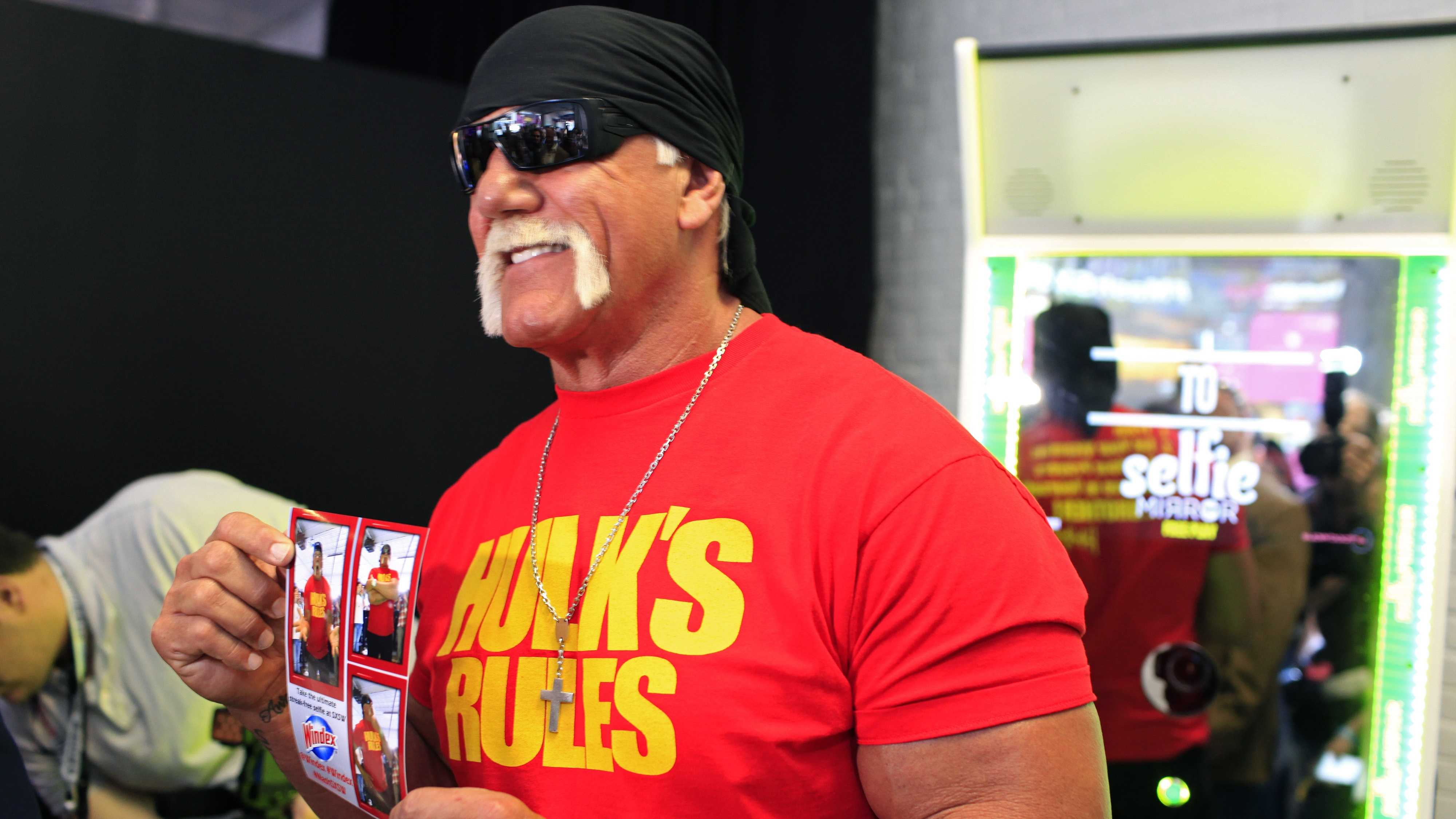 Professional wrestler Hulk Hogan has been fired by World Wrestling Entertainment.