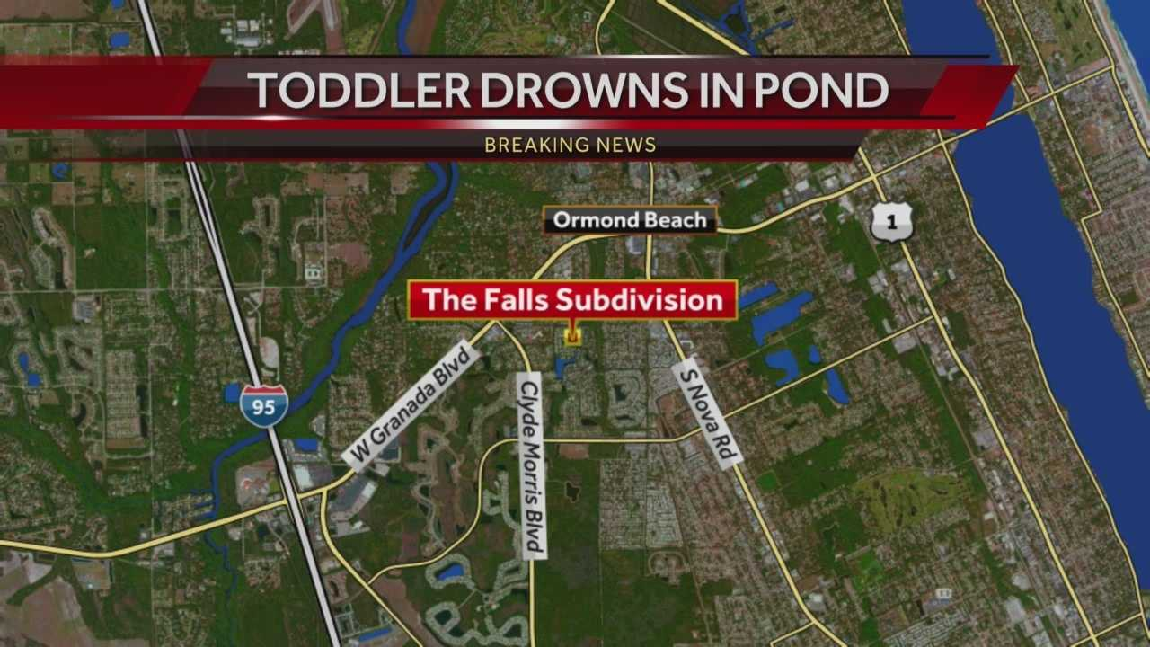 Ormond Beach Police are currently investigating the drowning of a 2-year-old child. The child was found by his father in a pond behind the house on Rainbow Falls Drive in The Falls subdivision off Clyde Morris Boulevard, police say.
