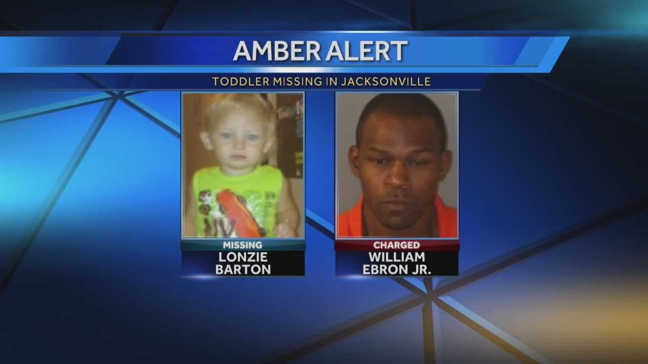 The boyfriend of the mother of a missing Jacksonville toddler has been arrested and charged with child neglect.