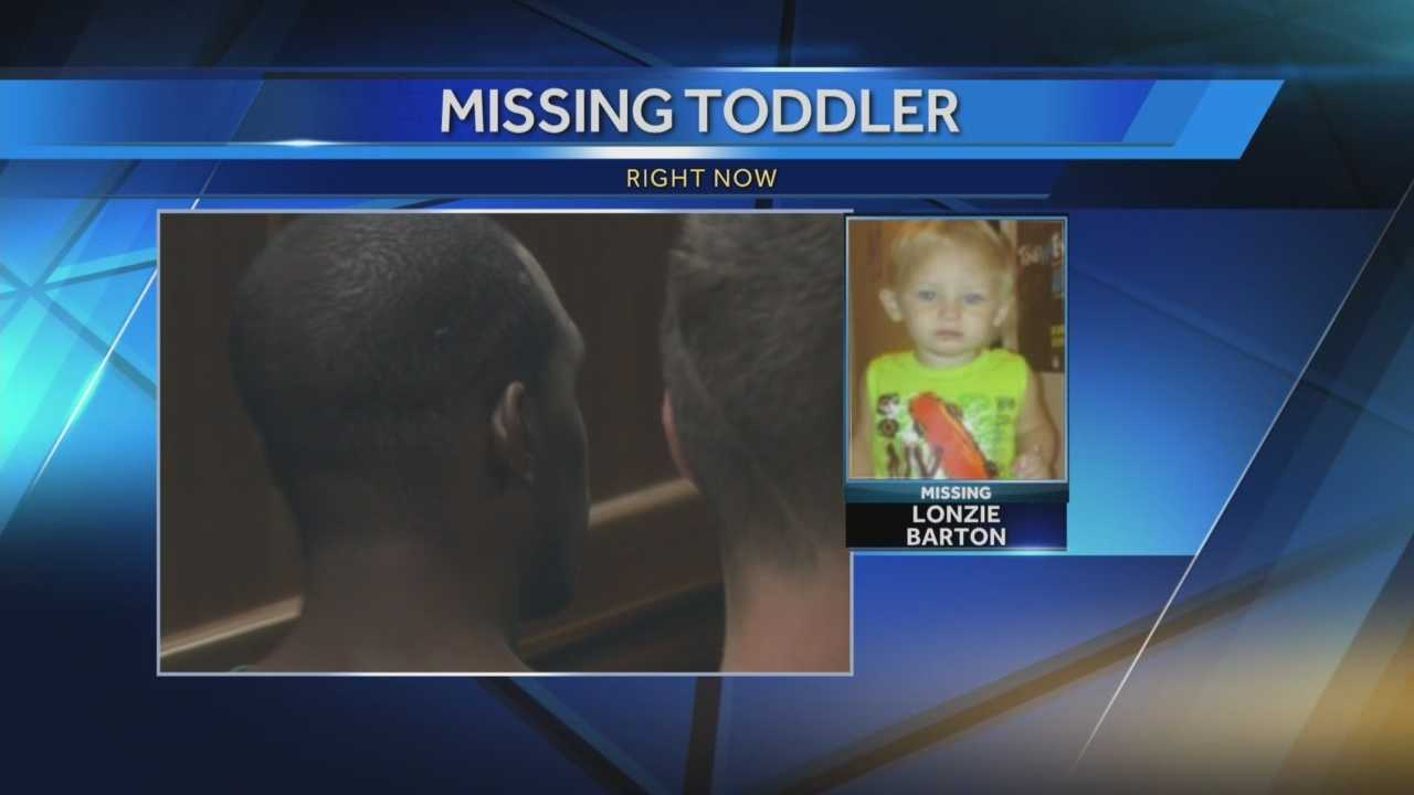 The case of a missing toddler will likely now go from a search effort to a murder investigation. Officials in Jacksonville announced Tuesday they believe they won't find 21-month-old Lonzie Barton alive.