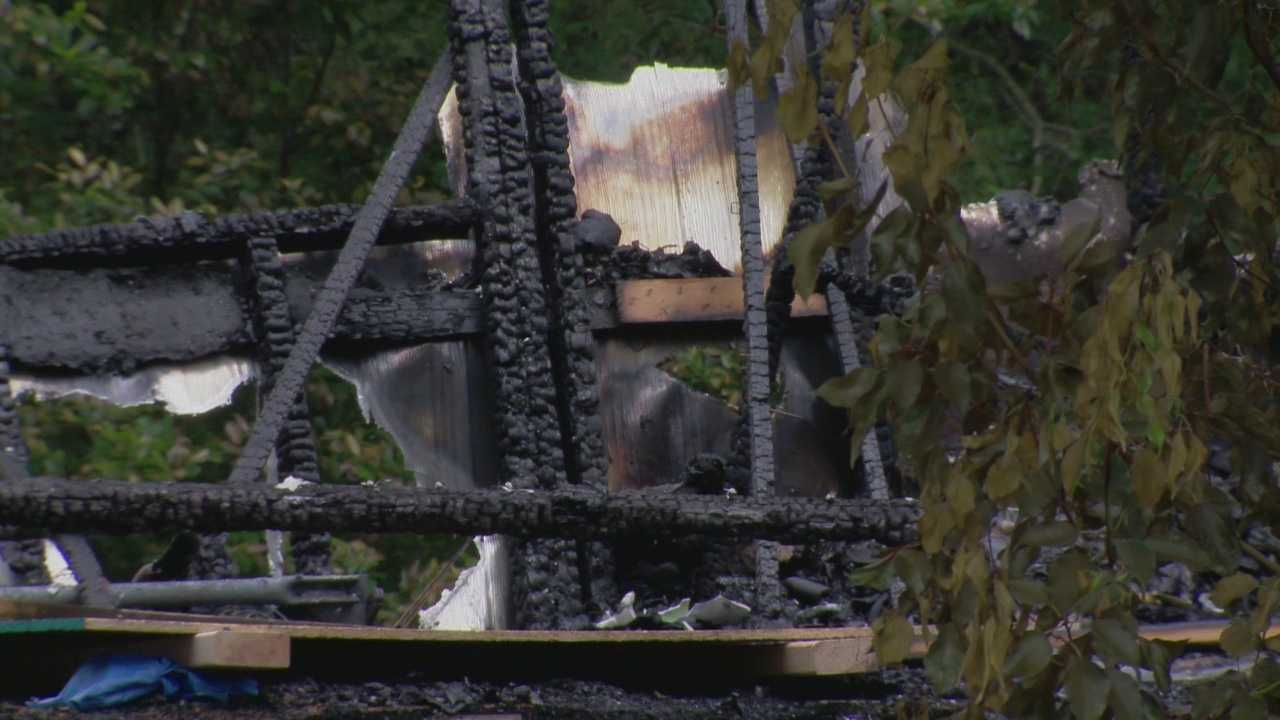 State Fire Marshal investigating blaze