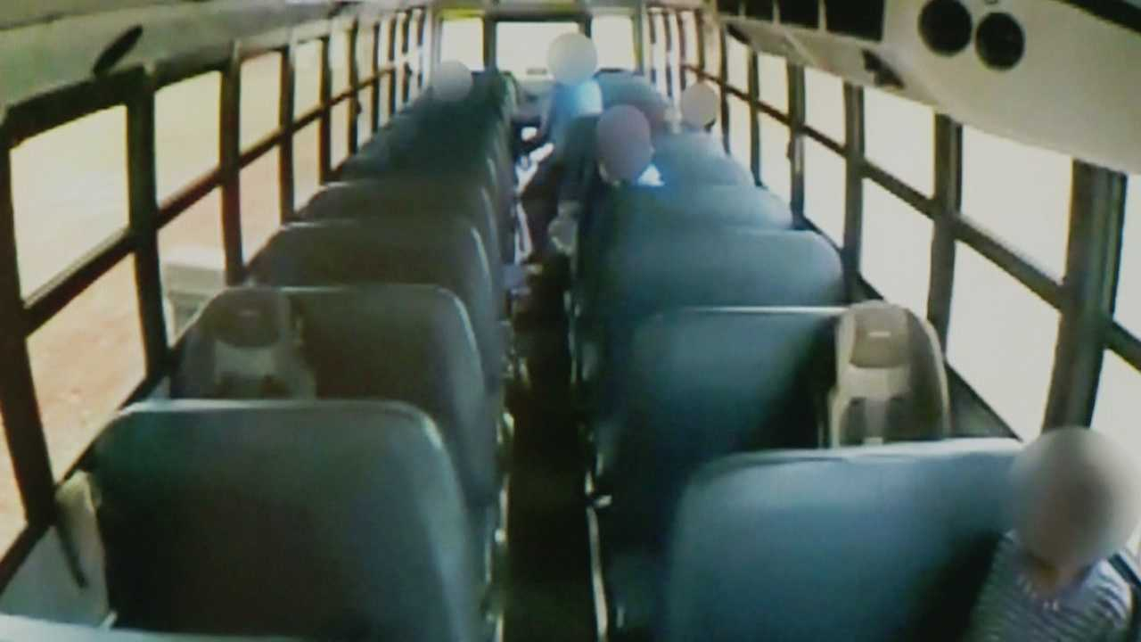 A video of an attack inside a school bus leads to a lawsuit. Chris Hush (@ChrisHushWESH) has the story.