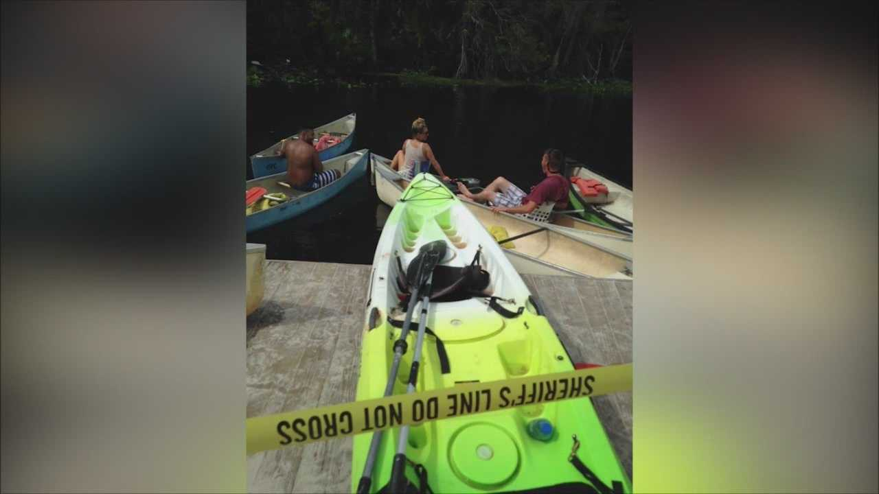 Trappers find and kill an alligator blamed in the attack on a woman who was swimming in the Wekiva River.