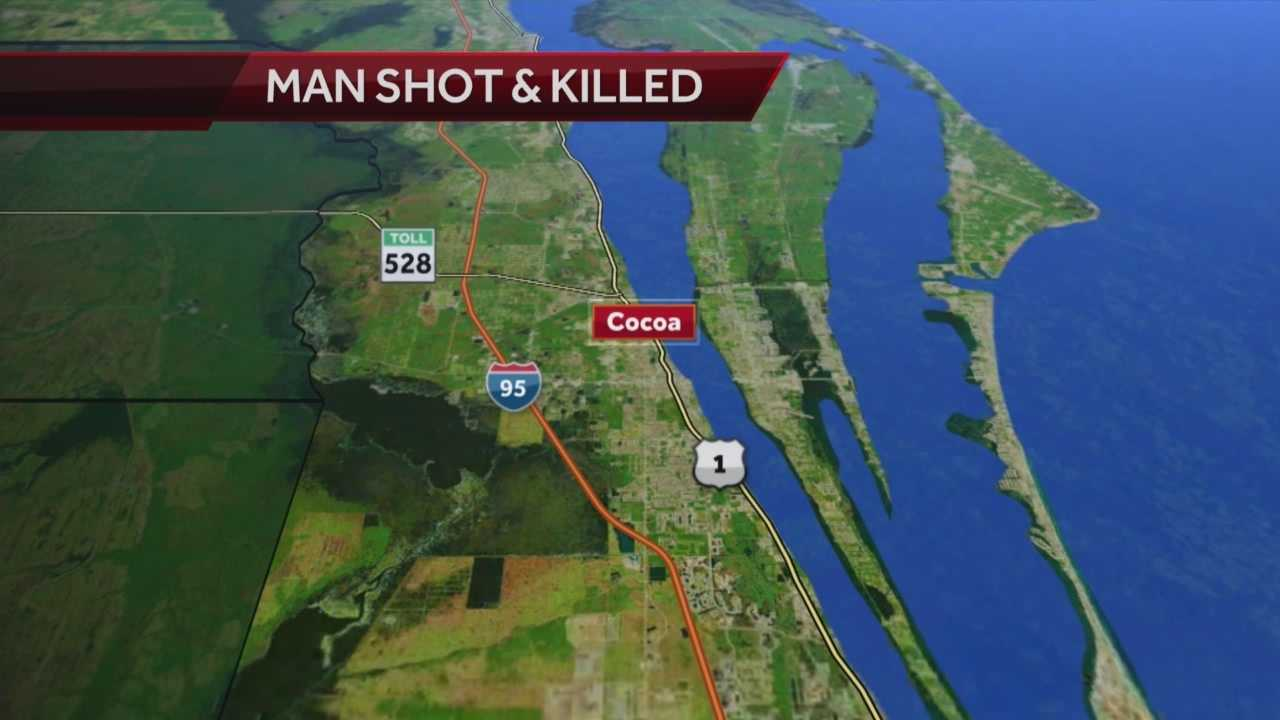 Investigators found a man shot and killed outside a home in Cocoa. Neighbors said they heard several shots before police and deputies found a body on Lunar Lake Circle. Adrian Whitsett (@AdrianWhitsett) has the story.