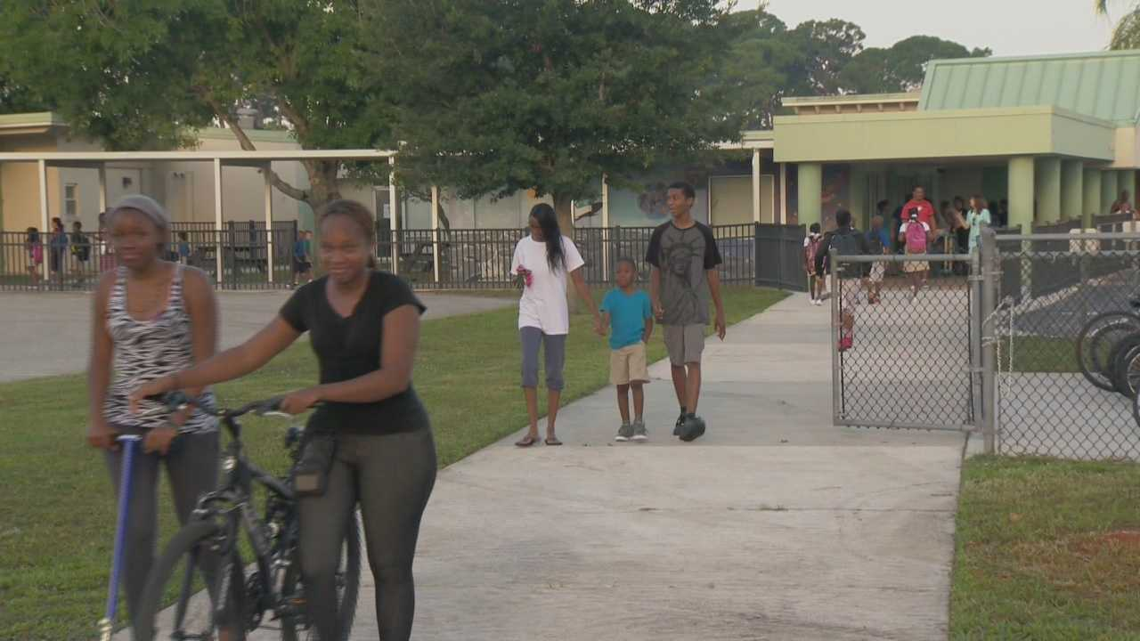 Students returned to school Wednesday in Brevard County. As children return to class, parents will notice some changes, including who is running the school district. Jazmin Walker (@JazminMWalker) has the story.