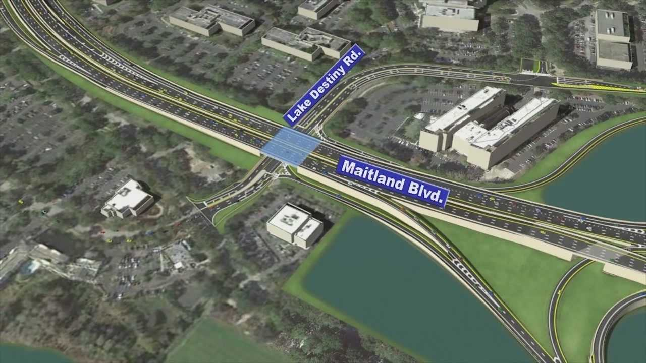 A new phase of the I-4 Ultimate project is shifting into the next gear. Chris Hush (@ChrisHushWESH) has the story.