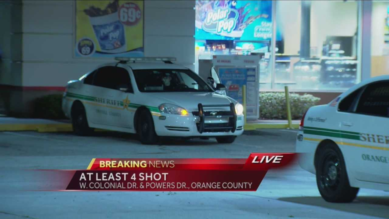 4 people found shot in Orange County, 3 SEPARATE SCENE