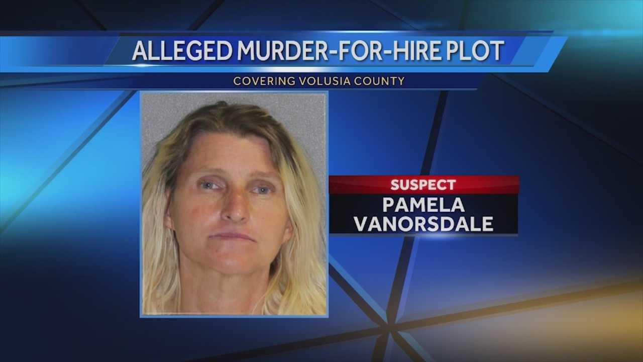 A New Smyrna Beach woman accused of trying to hire someone to kill for her is now out of jail. Claire Metz (@clairemetzwesh) has the story.
