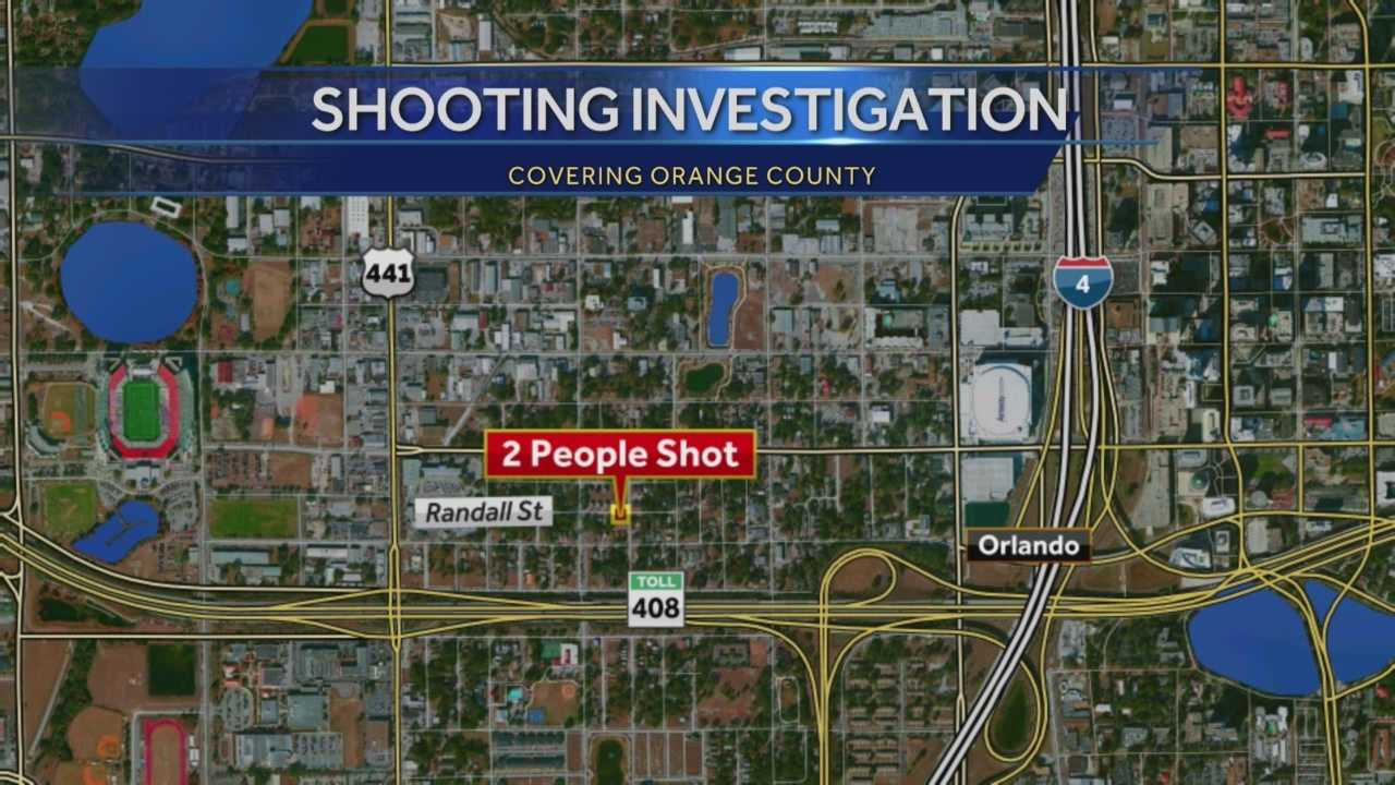 Two people were found shot in the Parramore neighborhood Sunday morning, their car riddled with bullets. Amanda Ober (@AmandaOberWESH) has the story.