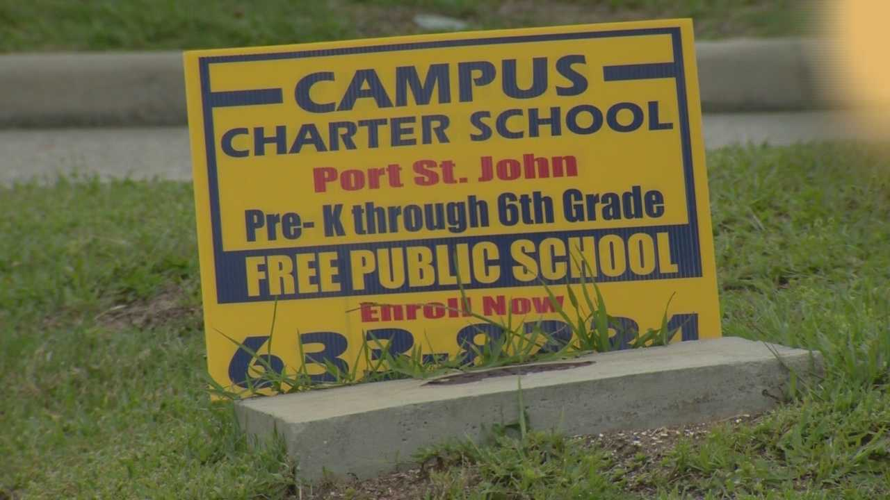 The Brevard County School Board could close down a charter school Tuesday, and more than 100 students could be moved. Dan Billow (@DanBillowWESH) has the story.