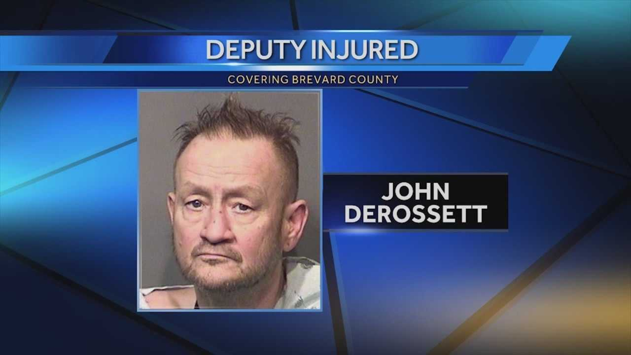 A man accused of shooting a Brevard County sheriff's deputy says it was done in self-defense. Dan Billow (@DanBillowWESH) has the story.