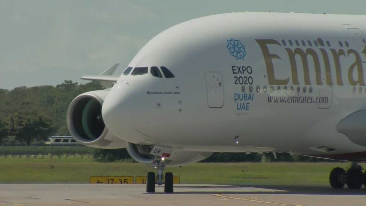 Orlando tourism officials say the start of flights between Orlando International Airport and Dubai should tap new markets of tourists in the Middle East and Asia. Greg Fox (@GregFoxWESH) has the story.