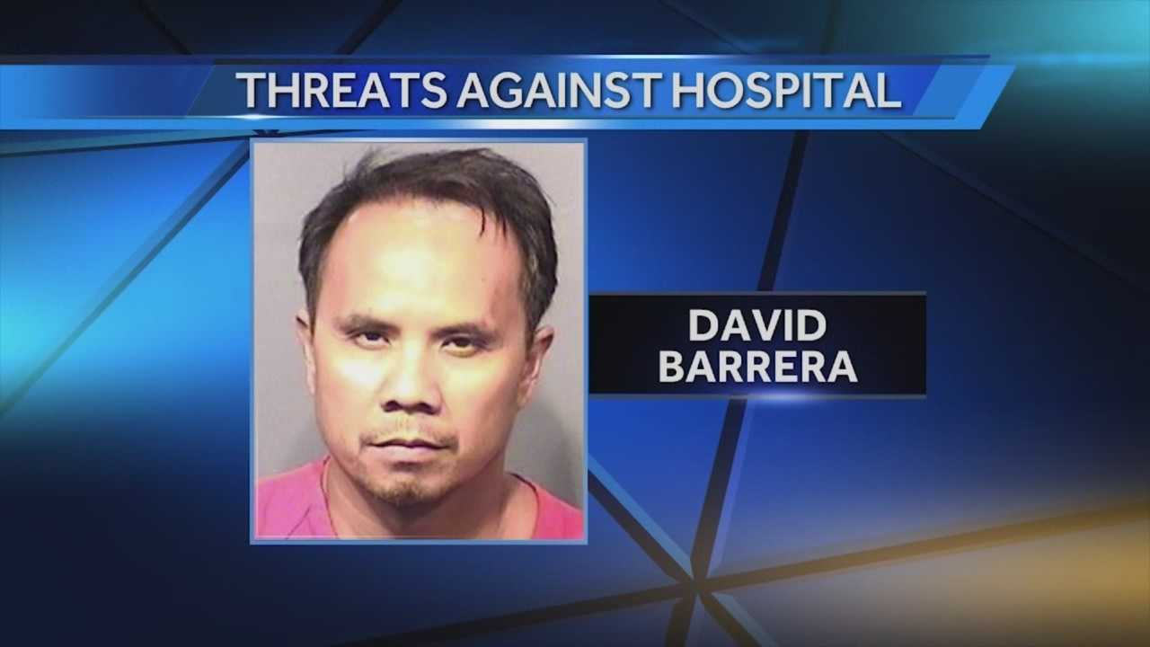 WESH 2 News investigates after a former top manager at a large local hospital is in jail, charged with attacking the security guards. Dan Billow (@DanBillowWESH) has the story.