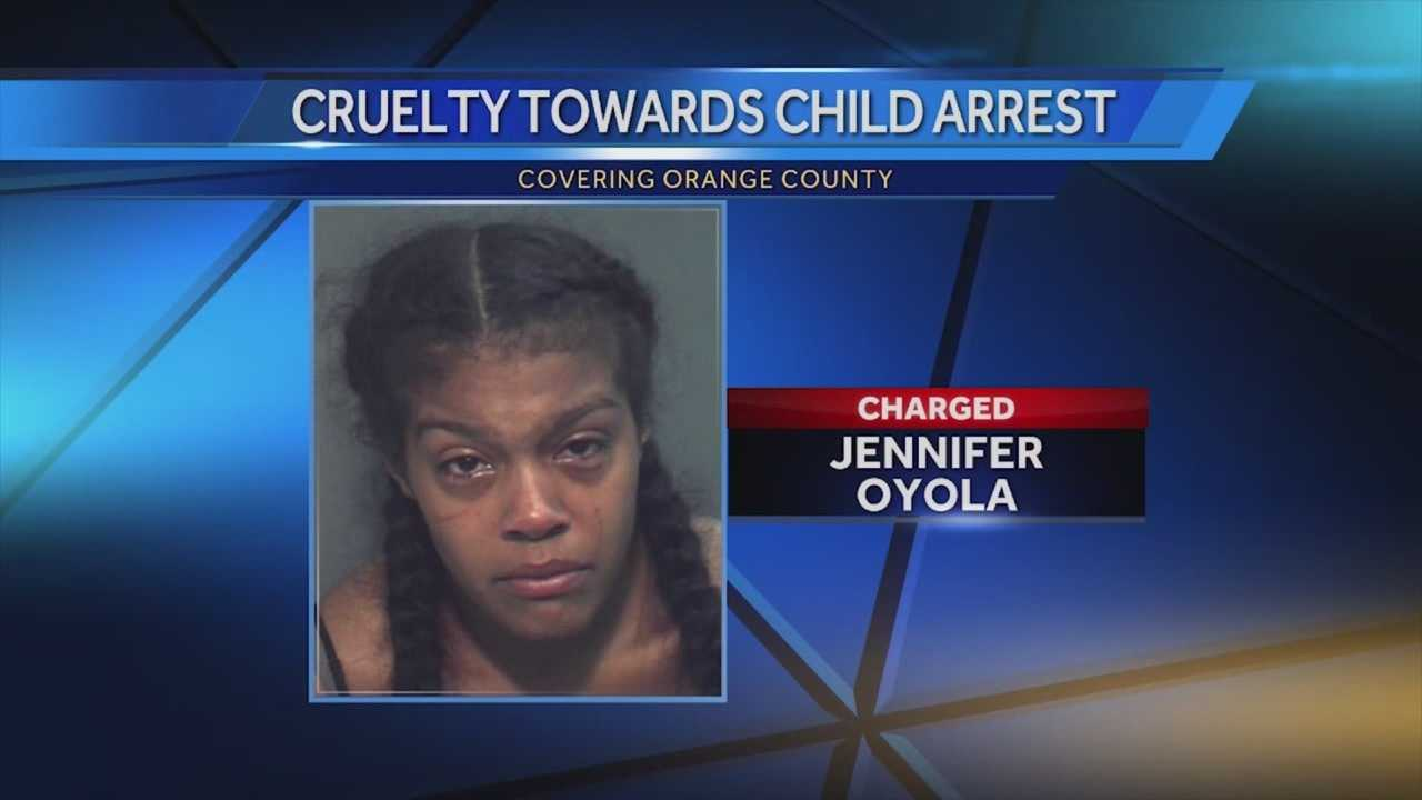 An Apopka mother is charged with child cruelty, accused of leaving her child alone in filthy conditions. Dave McDaniel (@WESHMcDaniel) has the story.