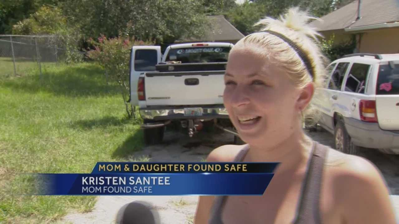 The disappearance of a woman and child near Orange City stems in part from domestic trouble with the woman's boyfriend and father of the baby, WESH 2 News has learned. Claire Metz (@clairemetzwesh) has the story.