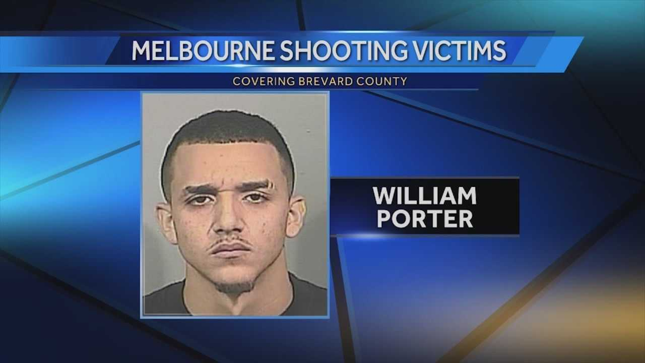 The 911 calls have been released in a Melbourne double shooting that happened on Thursday. Police are searching for the gunman. Dan Billow (@DanBillowWESH) has the story.