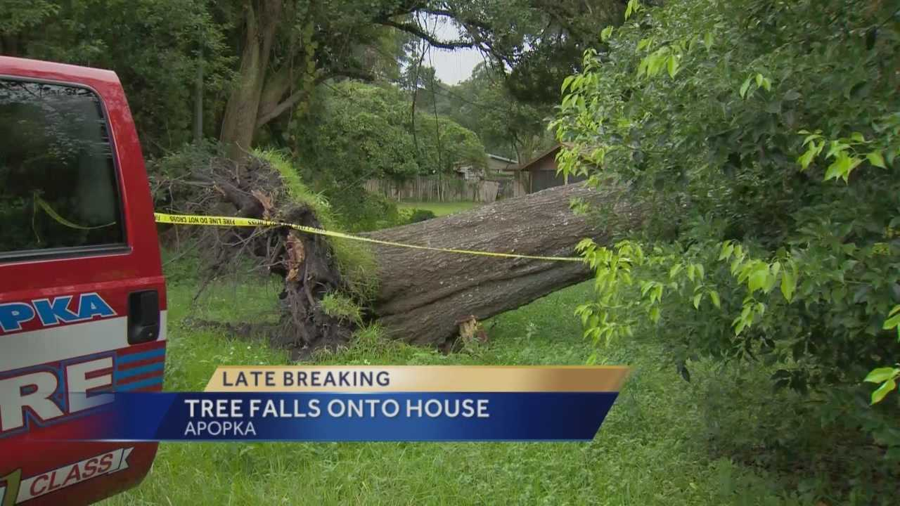 Homeowner forced out of home.