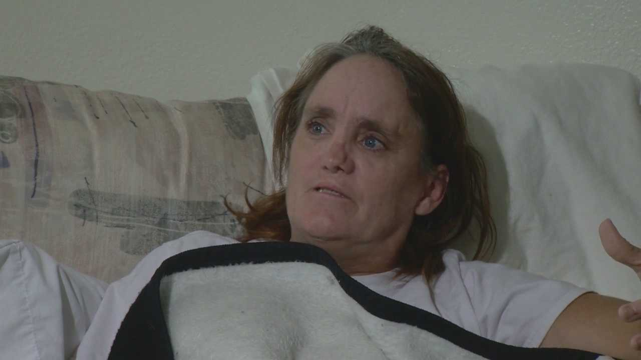 The victim of a hit-and-run accident in Brevard County is speaking out. She wants help finding the driver who hit her while she was on her motorcycle. Dan Billow (@DanBillowWESH) has the story.