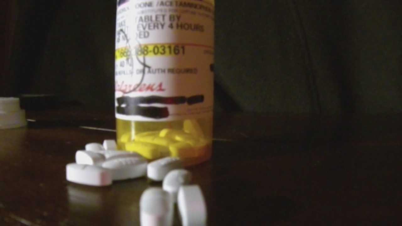 The Drug Enforcement Administration delivered a message to pharmacists - start filling legitimate pain prescriptions. Matt Grant (@MattGrantWESH) has the story.