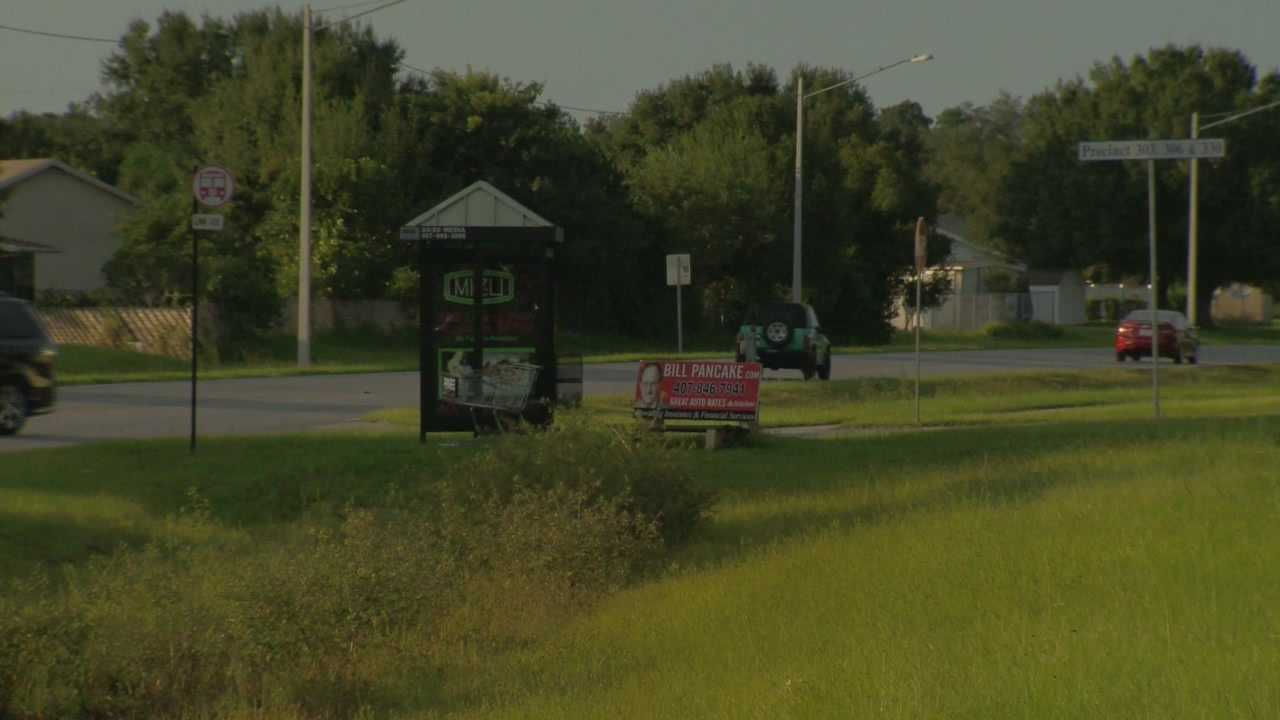 A teen was approached and inappropriately touched by a man while she waited for her school bus Monday morning. Adrian Whitsett (@AdrianWhitsett) has the story.
