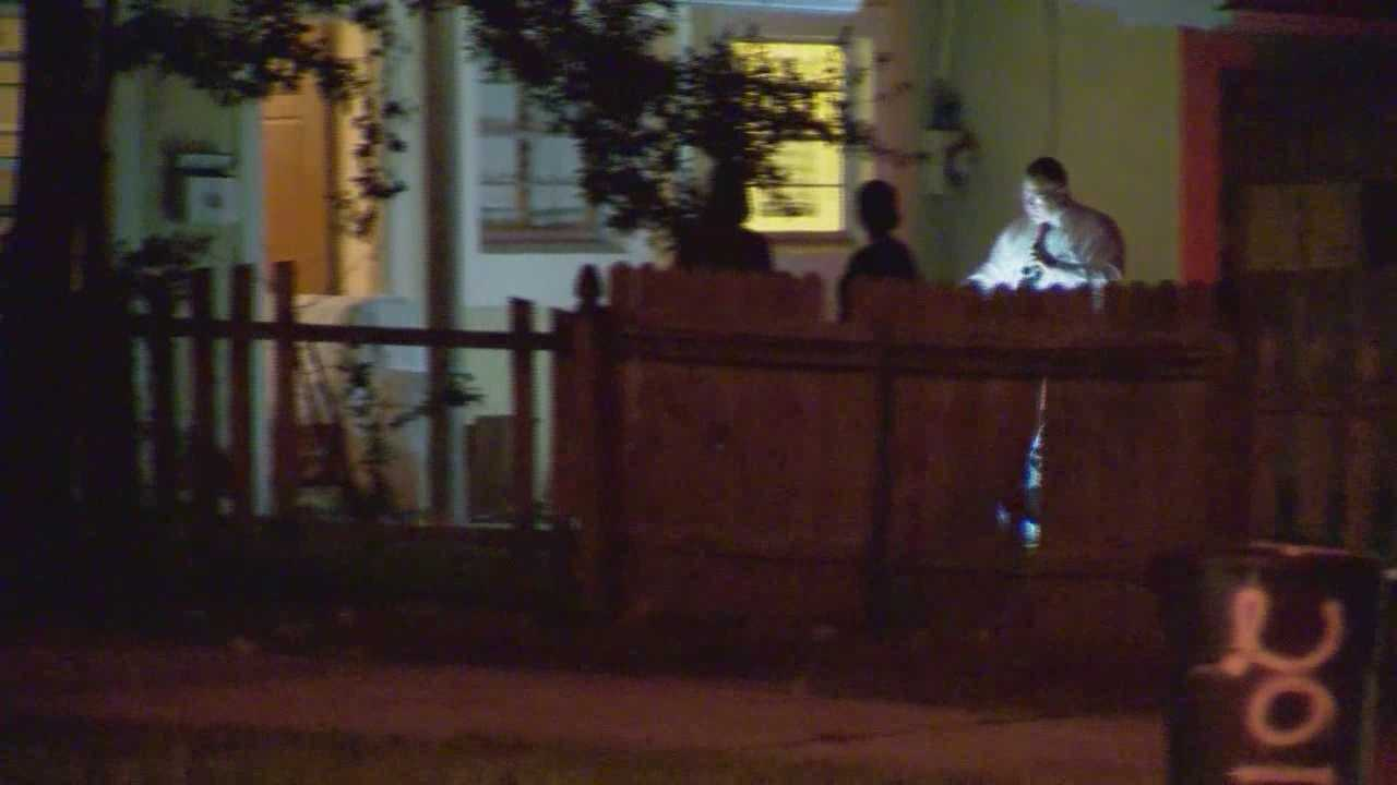 Deputies in Orange County are investigating after a man was found dead inside a home. Chris Hush (@ChrisHushWESH) has the story.
