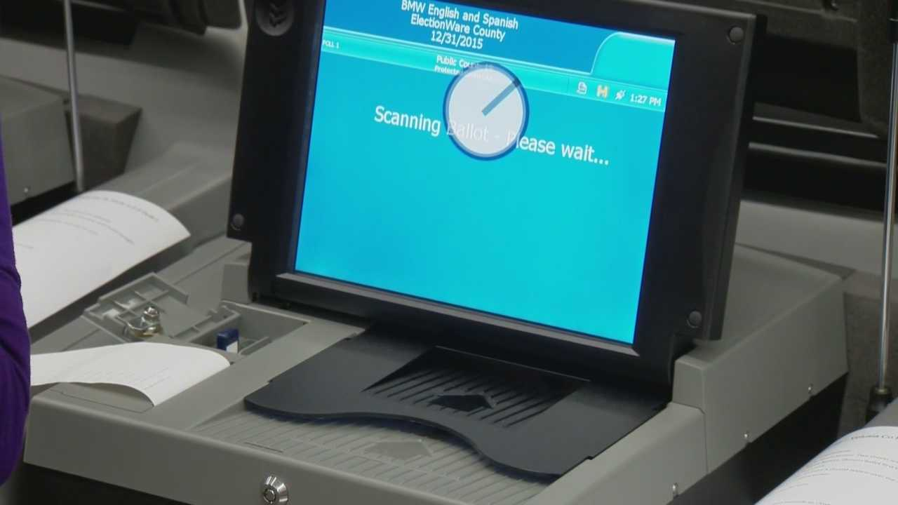 Volusia County anticipates having all new voting equipment in place for the March presidential preference primary election. Claire Metz (@clairemetzwesh) has the story.
