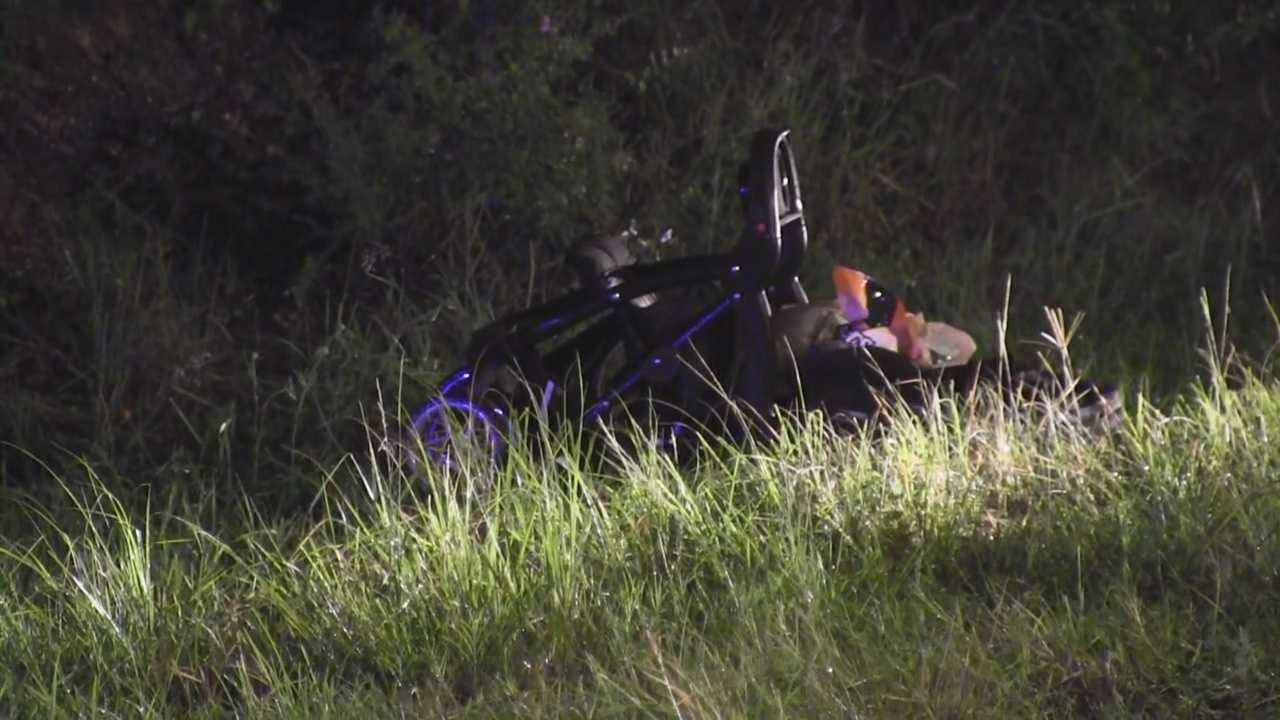 A teen died in a crash that injured another teen and a toddler Tuesday evening in Port St. John, according to the Florida Highway Patrol and Brevard County Fire Rescue. Adrian Whitsett (@AdrianWhitsett) has the story.
