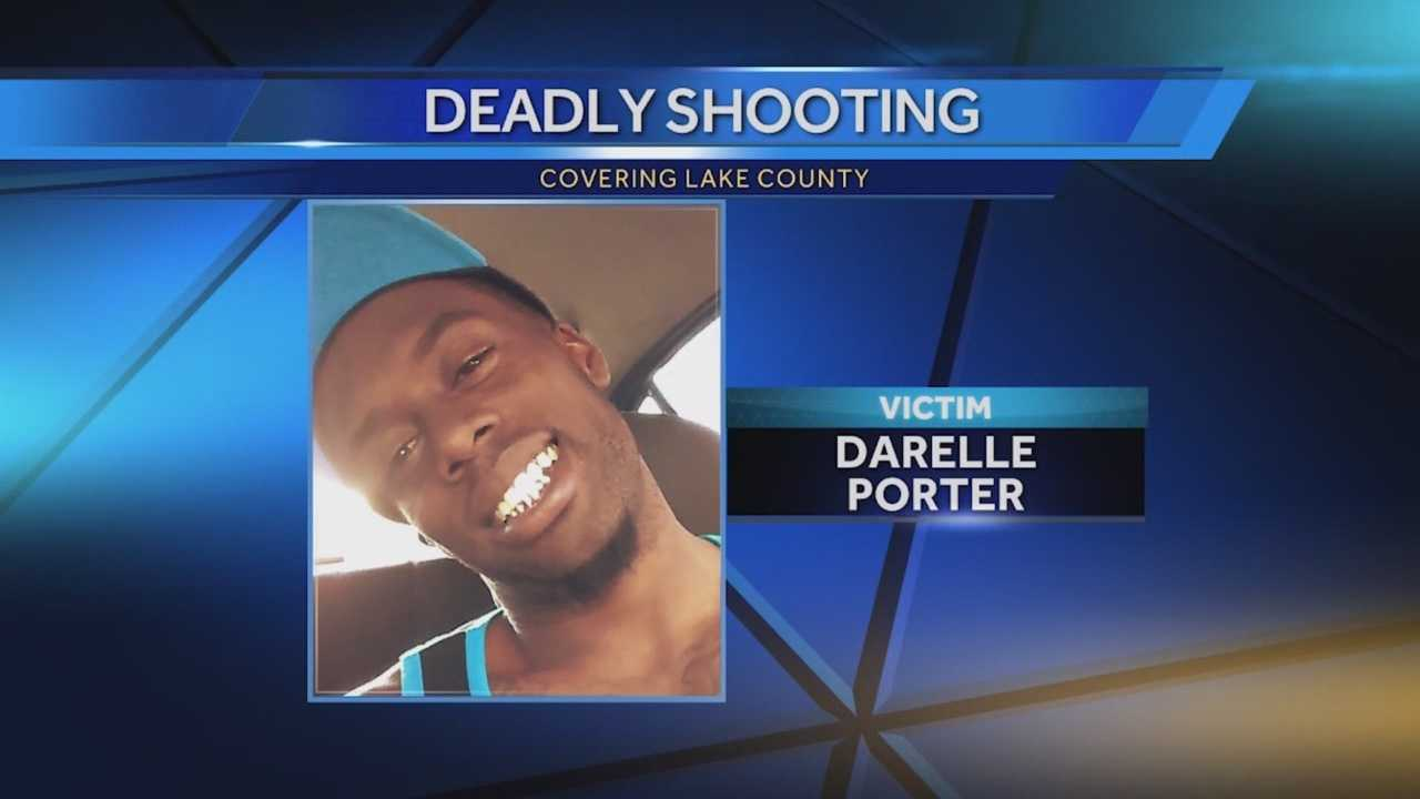 A man shot and killed early Wednesday in a Sorrento neighborhood has been identified. Lake County sheriff's investigators said the victim's body was found at Oak Avenue and Vine Street, which is off State Road 46. Greg Fox (@GregFoxWESH) has the story.