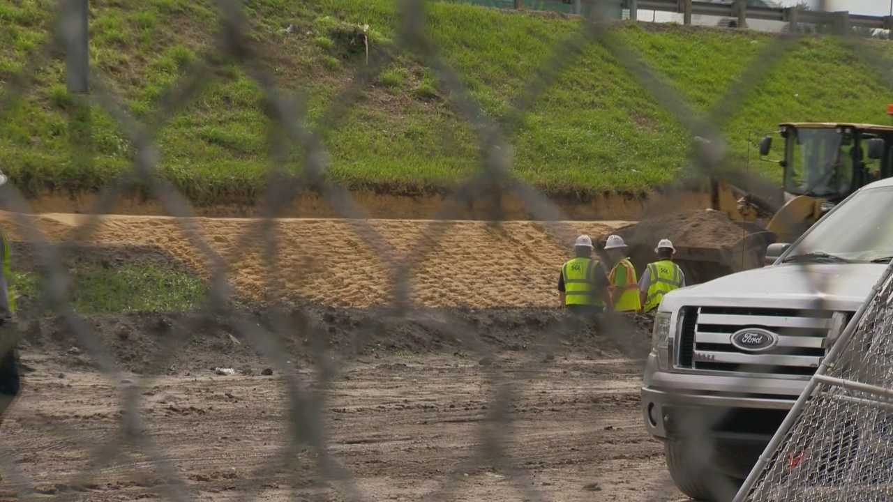 The I-4 Ultimate project is costing taxpayers several billion dollars, and costs increase when thieves target I-4 construction sites. Thieves struck a construction yard in College Park near downtown Orlando over the weekend. Greg Fox (@GregFoxWESH) has the story.