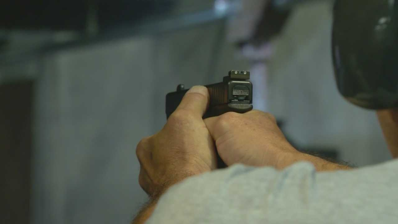 A House committee approved a measure which would allow gun owners to carry their weapons freely in public. It's a decision that Brevard County Sheriff Wayne Ivey says he supports. Dan Billow (@DanBillowWESH) has the story.