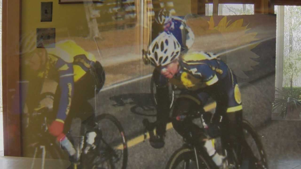 A local doctor's life was changed forever after a cycling accident left her brain damaged and her memories distant. Meredith McDonough has the story.