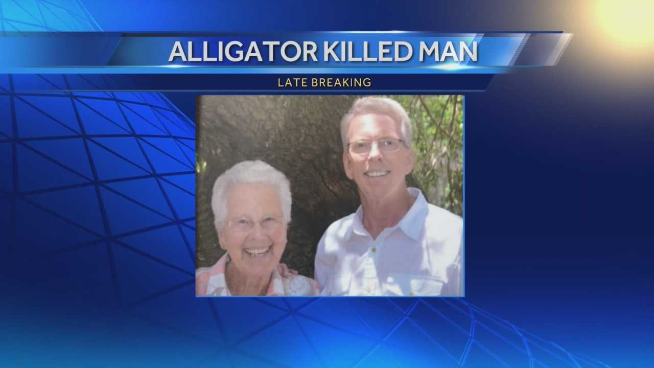 A man found dead in Blue Spring State Park was killed by an alligator, according to Fish and Wildlife investigators. Jim Okkerse, 62, died as a result of an alligator attack. It is the first alligator attack at Blue Spring State Park in 23 years.