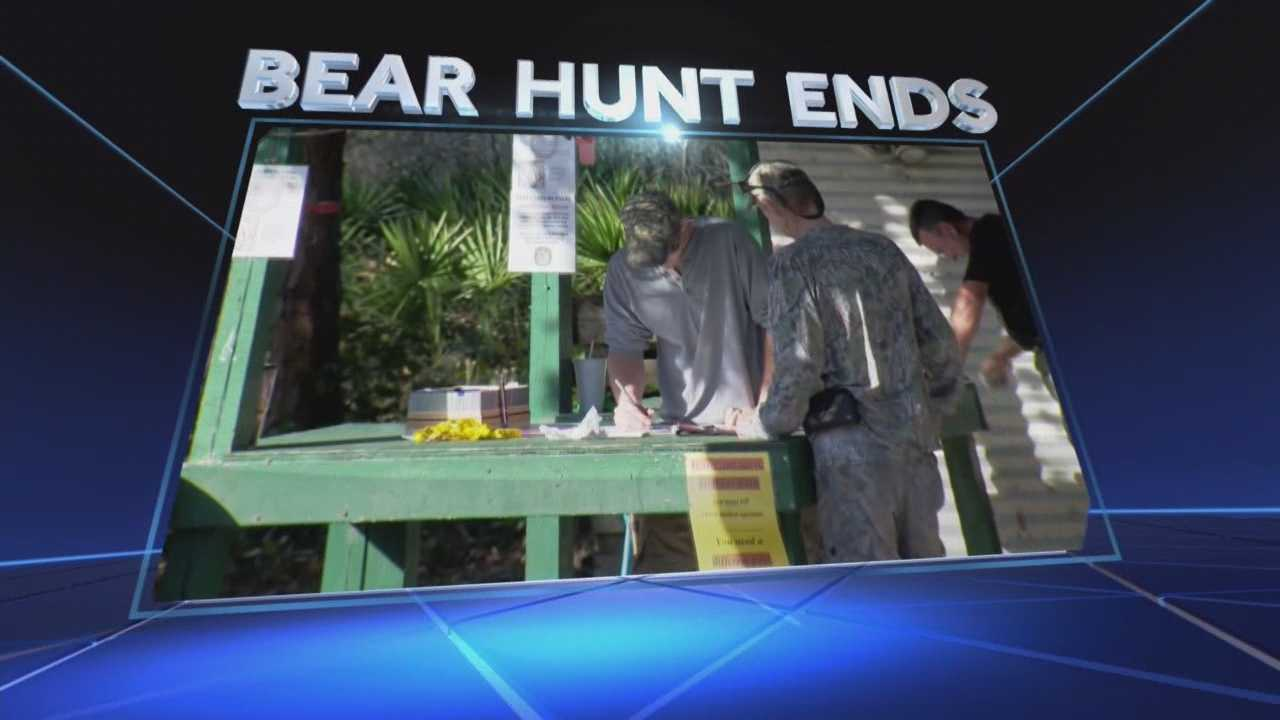 We now know at least 295 bears were killed over the weekend.