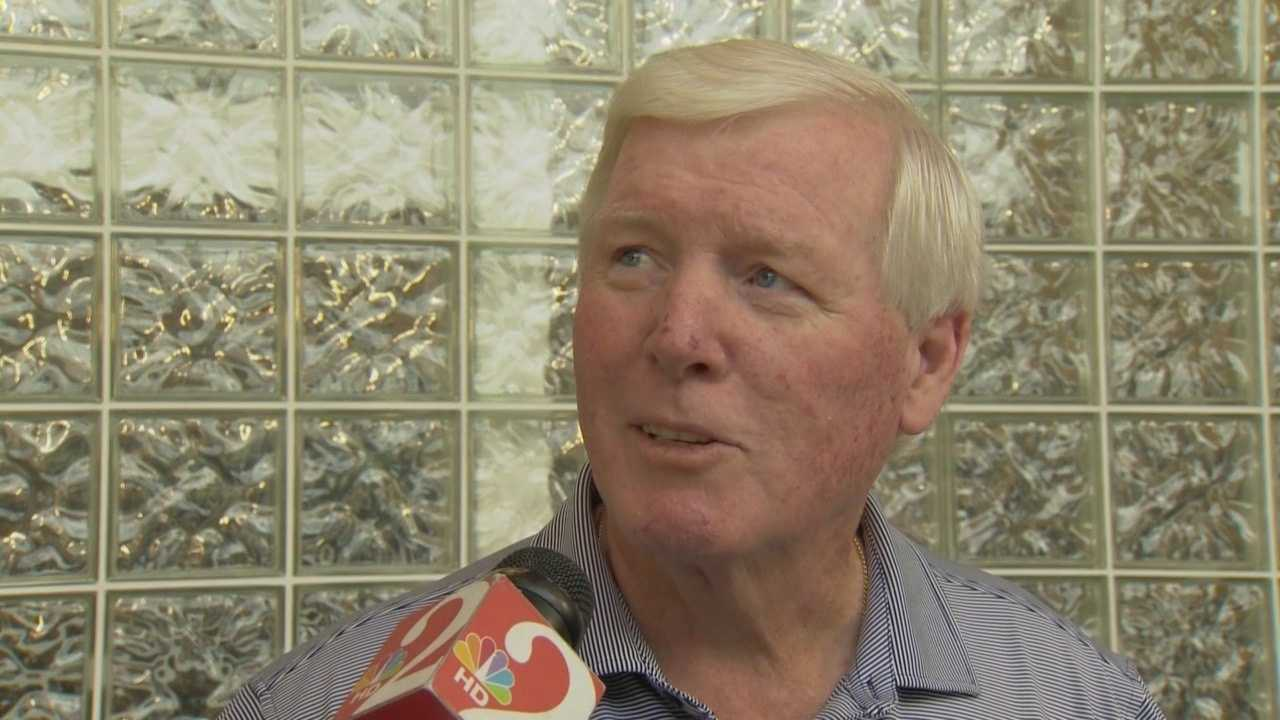 After 12 years at the helm of football at the University of Central Florida, it's not the way he wanted to say goodbye. But George O'Leary said it's what's best for the program and himself.