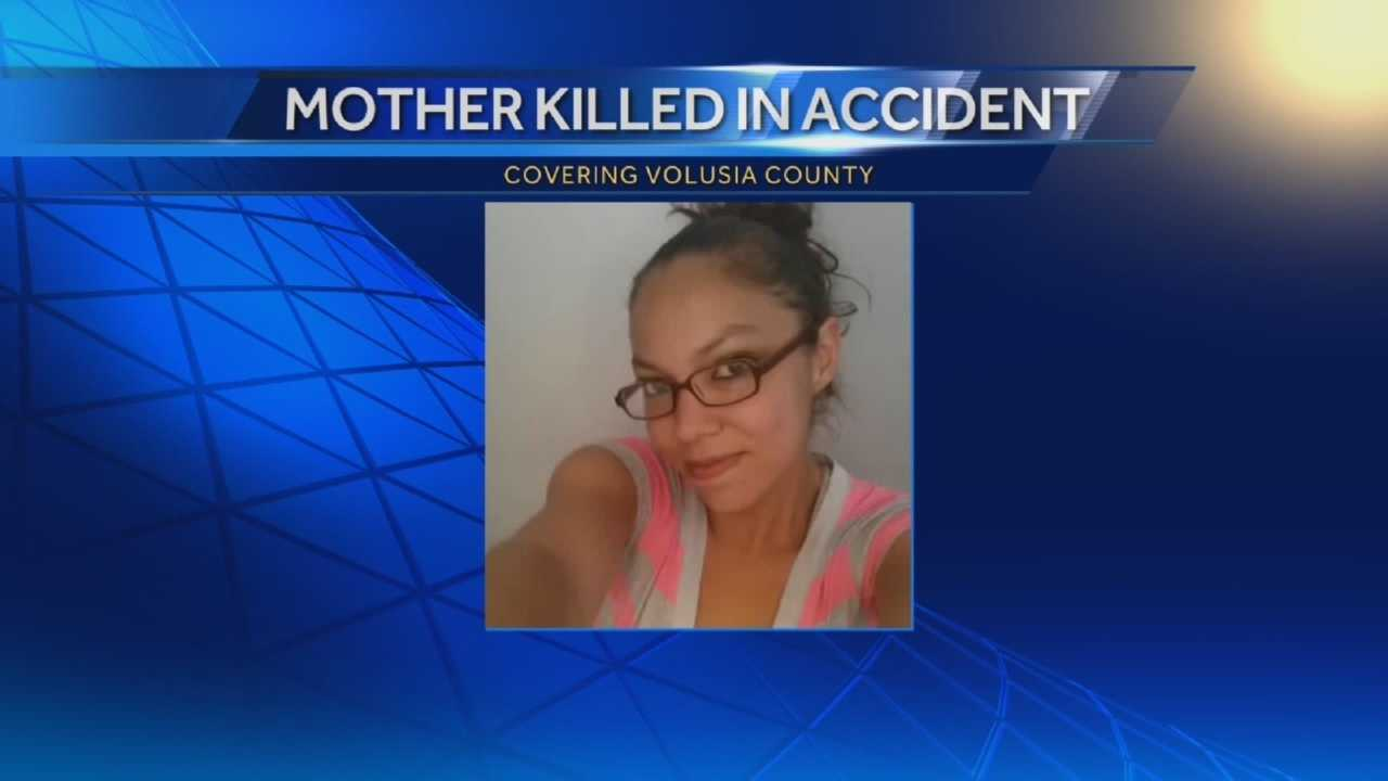 A mother of four was killed by a car after walking onto a dark roadway. It happened after she argued with her boyfriend, WESH 2 News has learned. The woman's father said her boyfriend shouldn't be blamed for her death. Adrian Whitsett has the story.