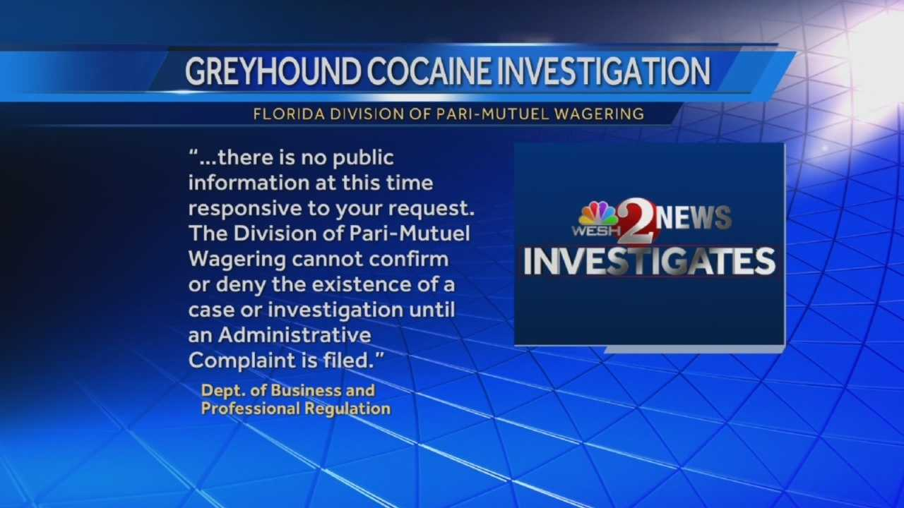 Allegations of dog-drugging at a Central Florida race track have been uncovered by a WESH 2 News investigation. Amanda Ober (@AmandaOberWESH) has the story.