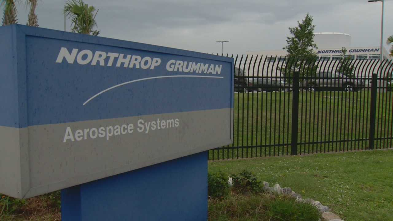 Top executives of Northrop Grumman joined government leaders on Monday in predicting the company's stealth bomber project would survive a challenge and provide hundreds of jobs in Melbourne. Dan Billow (@DanBillowWESH) has the story.