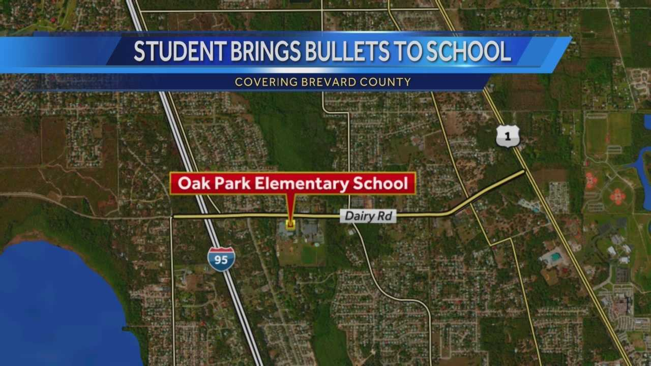 Titusville police rushed to an elementary school Tuesday when teachers found a young boy with live bullets. Dan Billow (@DanBillowWESH) has the story.