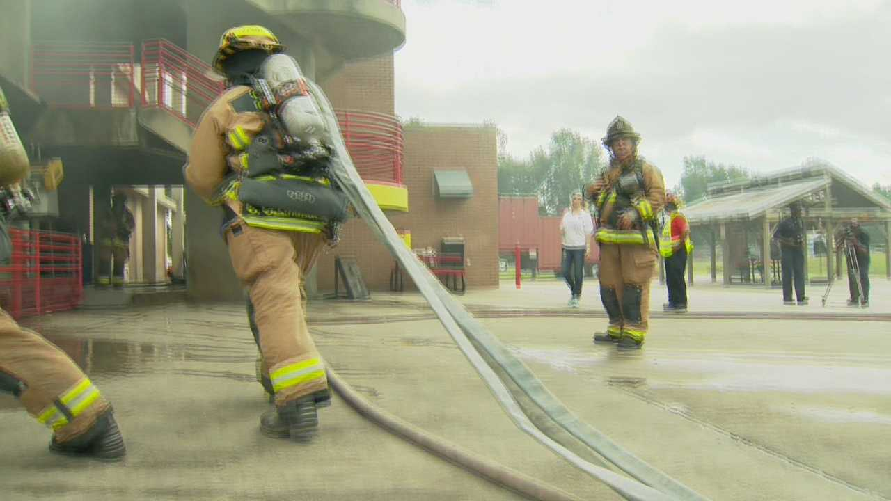 Every Orange County firefighter is being retrained when it comes to fighting fires. New research shows old tactics may not be the most efficient. WESH 2's Chris Hush (@ChrisHushWESH) investigates the effort and money going into this.