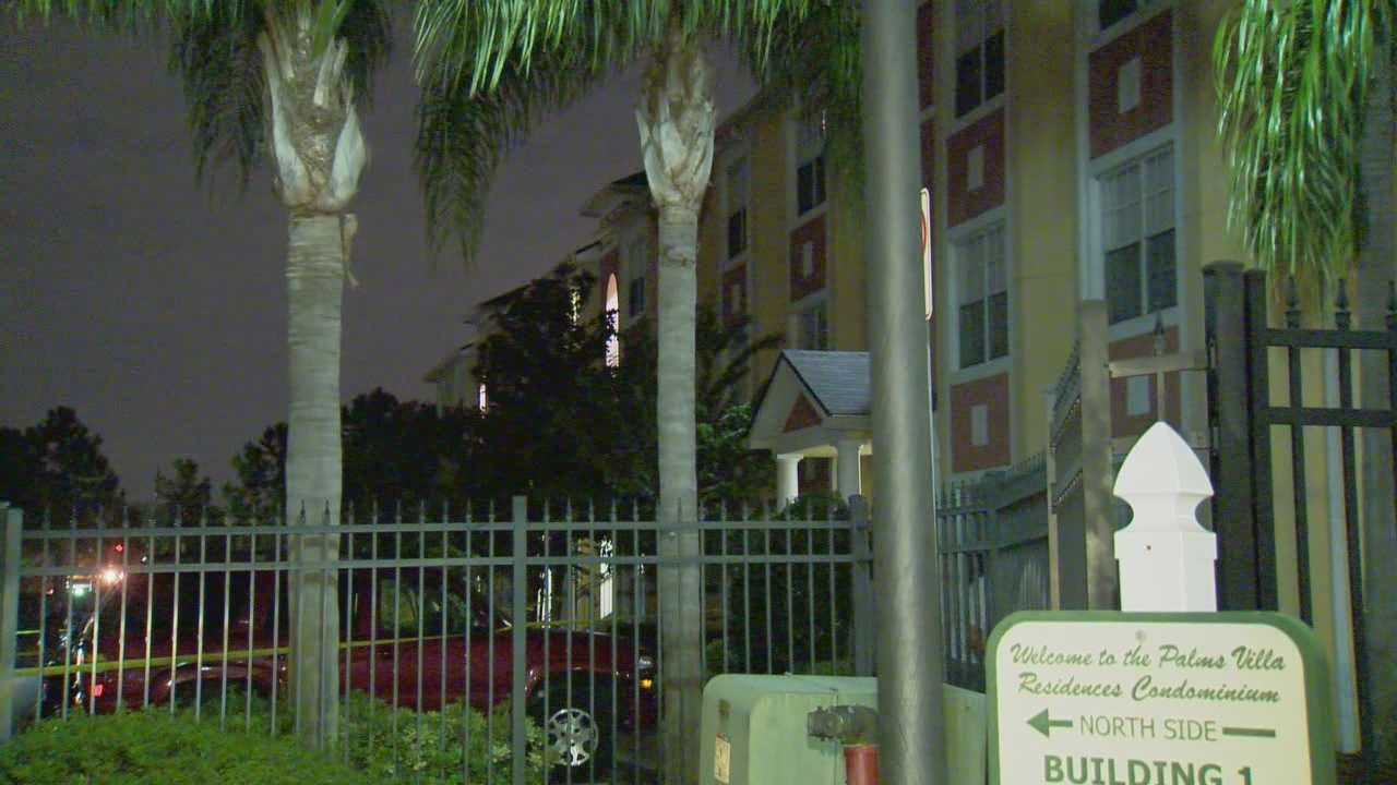 The victim of an apparent home invasion overnight fatally wounded one of the attackers, Orange County authorities said.