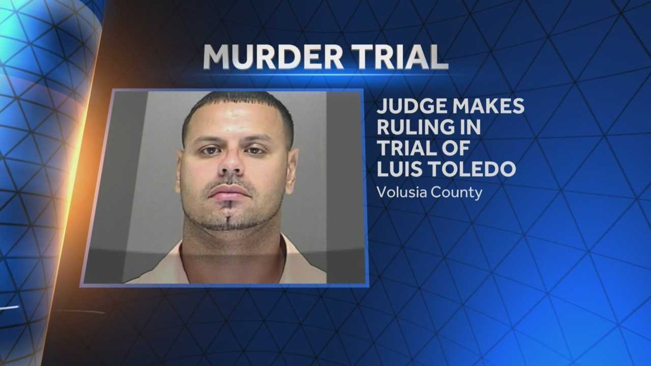 The defense attorneys for the Volusia County man accused of murdering his family want the trial moved out of the county. Luis Toledo's attorneys say pre-trial publicity may hurt their chances. Claire Metz (@clairemetzwesh) has the story.